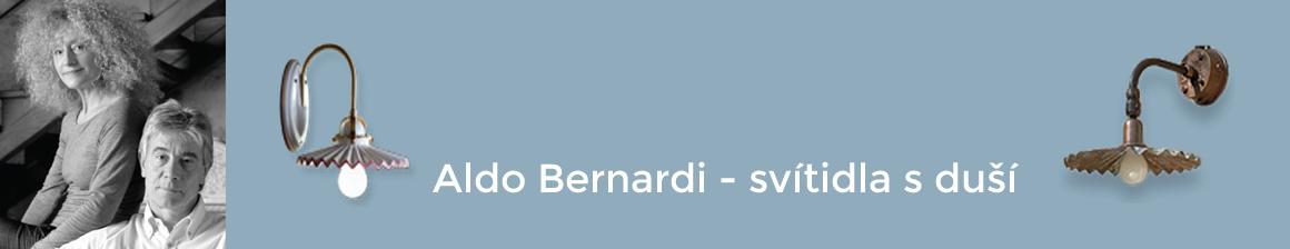Aldo Bernardi - svítidla s duší